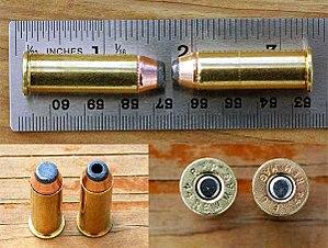 .44 Mag ammo