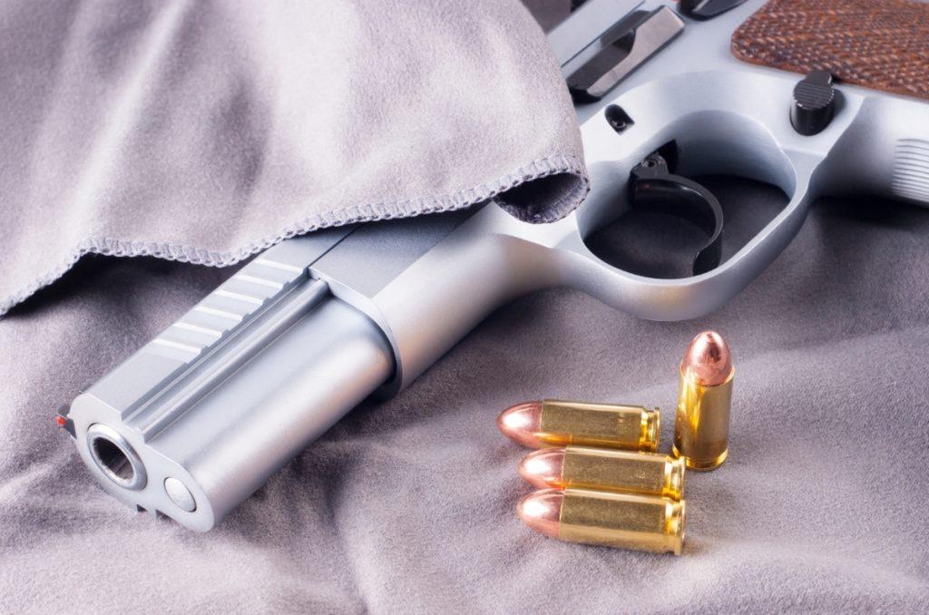 handgun for self defense
